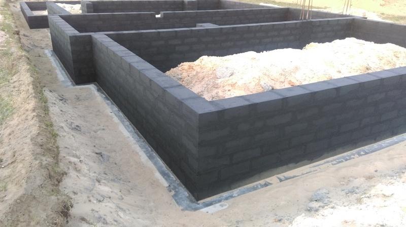 Fundamenty-drugi etap budowy domu