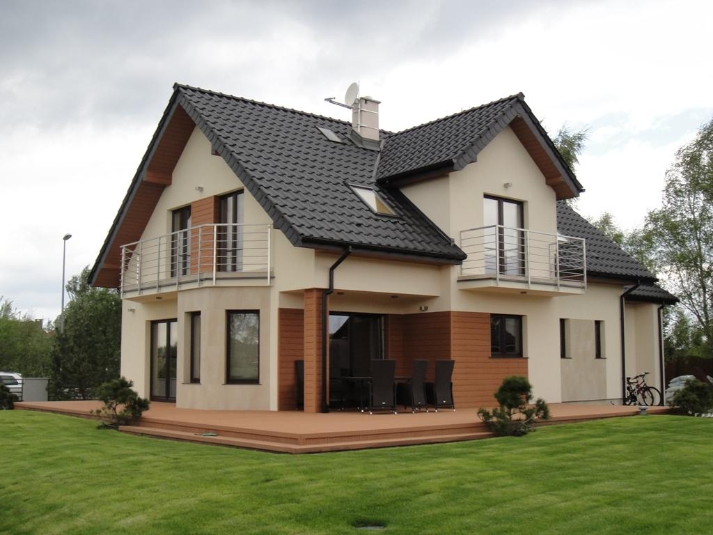 Piękny, nowoczesny dom