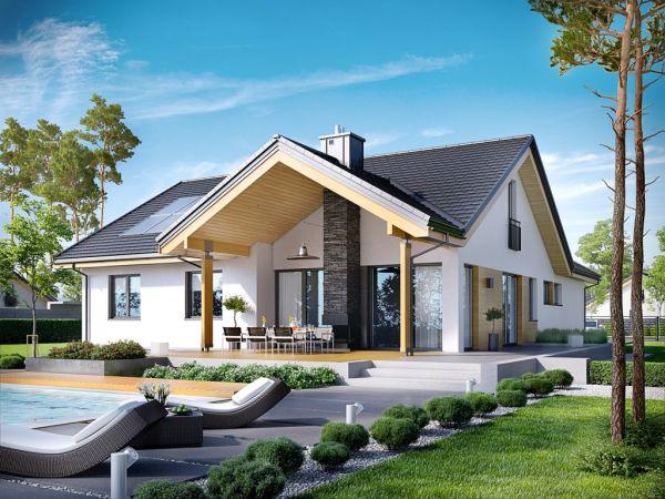 Projekt domu