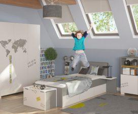 darmowy projekt pokoju dla dziecka